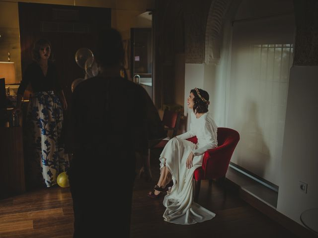 La boda de Javi y Bea en Granada, Granada 14