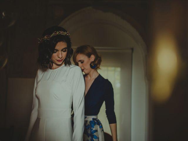 La boda de Javi y Bea en Granada, Granada 15