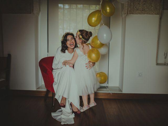 La boda de Javi y Bea en Granada, Granada 17