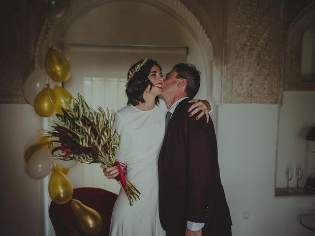La boda de Javi y Bea en Granada, Granada 18