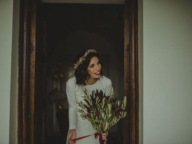 La boda de Javi y Bea en Granada, Granada 20