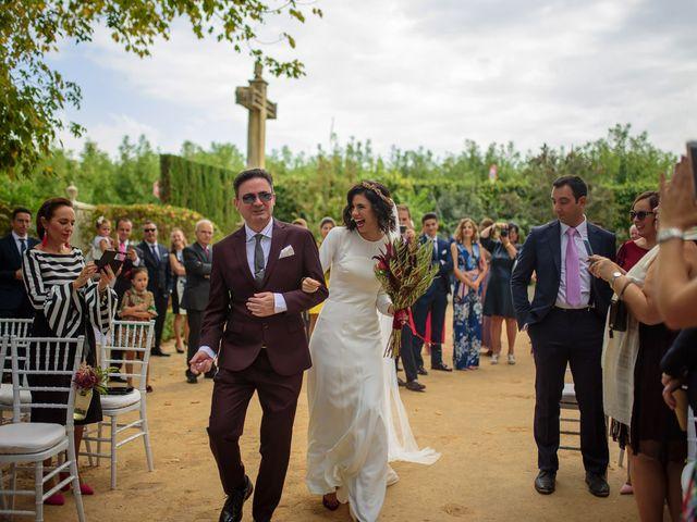 La boda de Javi y Bea en Granada, Granada 22