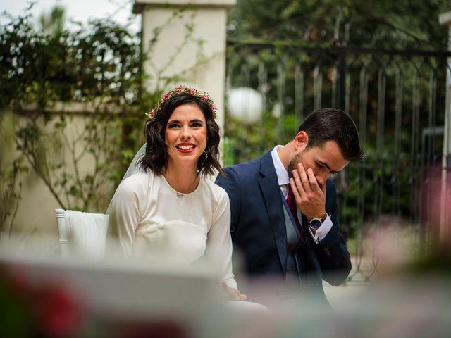 La boda de Javi y Bea en Granada, Granada 23