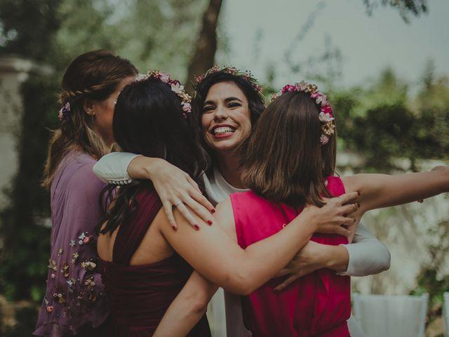 La boda de Javi y Bea en Granada, Granada 24