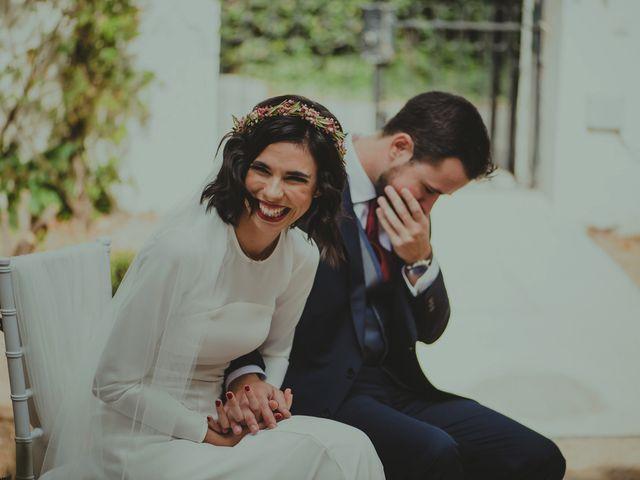 La boda de Javi y Bea en Granada, Granada 25
