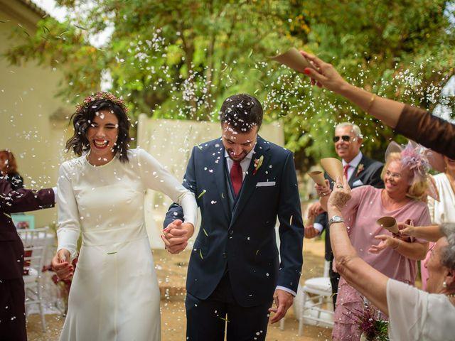 La boda de Javi y Bea en Granada, Granada 26
