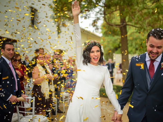 La boda de Javi y Bea en Granada, Granada 27