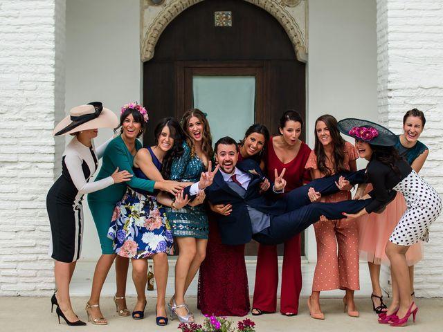 La boda de Javi y Bea en Granada, Granada 30