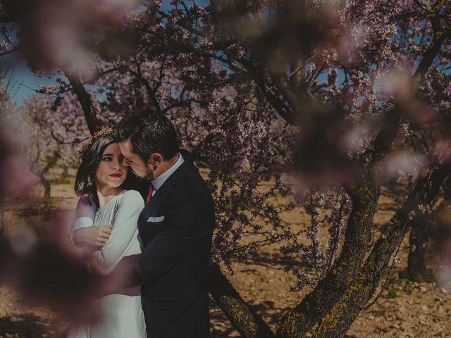 La boda de Javi y Bea en Granada, Granada 45