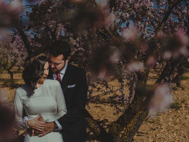 La boda de Javi y Bea en Granada, Granada 49