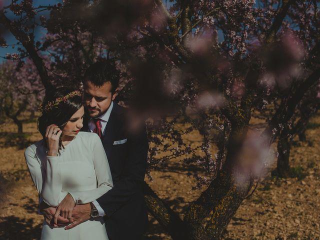 La boda de Javi y Bea en Granada, Granada 51