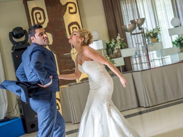 La boda de Fran y Silvia en Granada, Granada 1