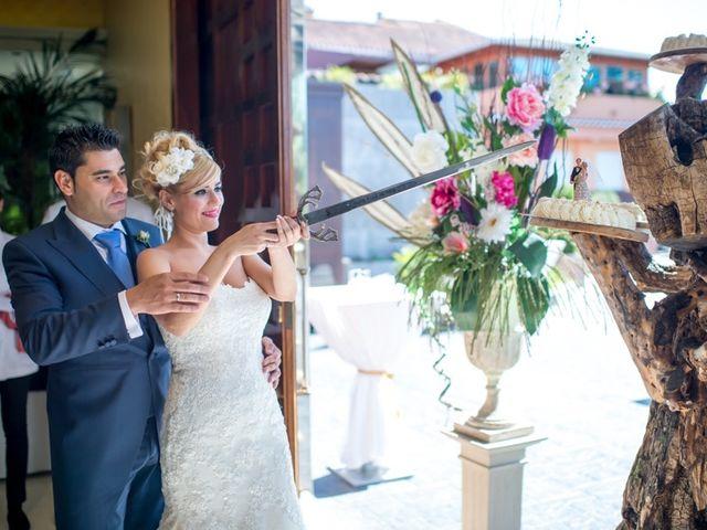 La boda de Fran y Silvia en Granada, Granada 3