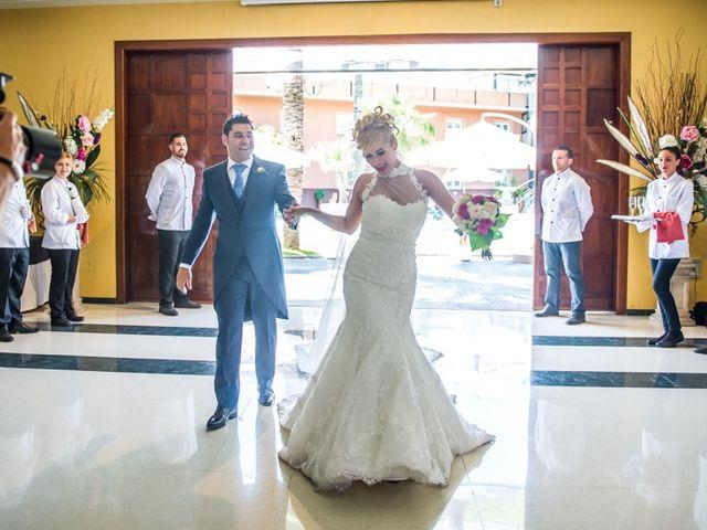 La boda de Fran y Silvia en Granada, Granada 4