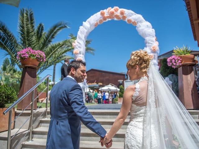 La boda de Fran y Silvia en Granada, Granada 6