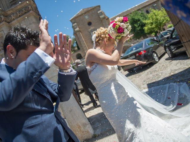La boda de Fran y Silvia en Granada, Granada 8