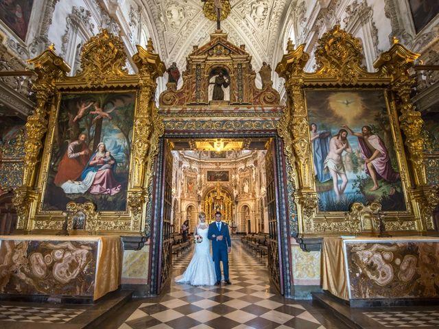 La boda de Fran y Silvia en Granada, Granada 9