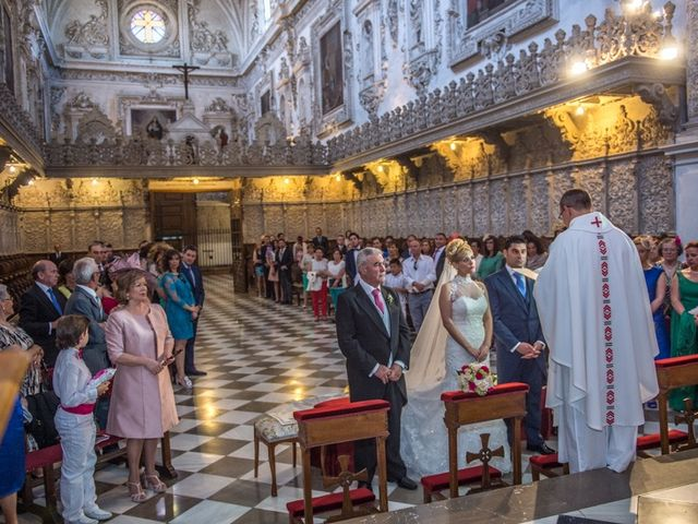 La boda de Fran y Silvia en Granada, Granada 10