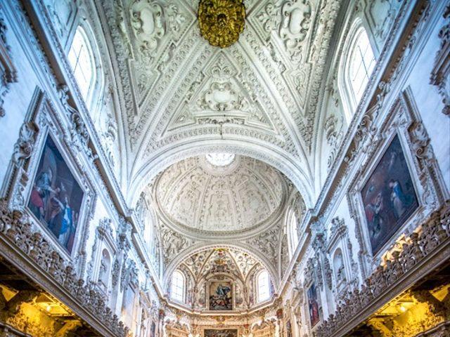 La boda de Fran y Silvia en Granada, Granada 11