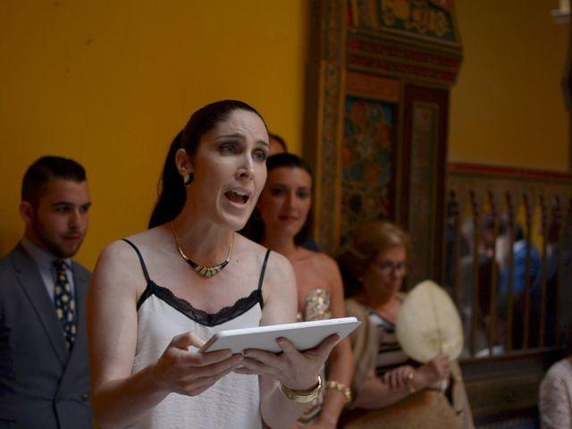 La boda de Juan Carlos y Elena en Sanlucar De Barrameda, Cádiz 9
