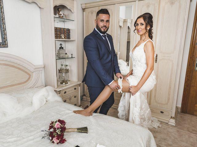 La boda de Jose y Marisa en Viator, Almería 21