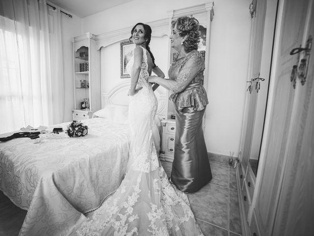 La boda de Jose y Marisa en Viator, Almería 22