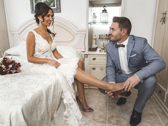La boda de Jose y Marisa en Viator, Almería 24