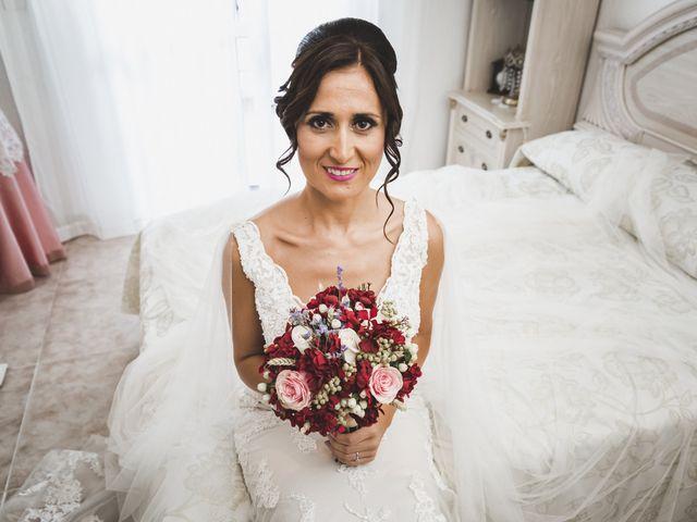 La boda de Jose y Marisa en Viator, Almería 29