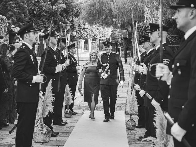 La boda de Jose y Marisa en Viator, Almería 30