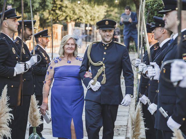La boda de Jose y Marisa en Viator, Almería 31