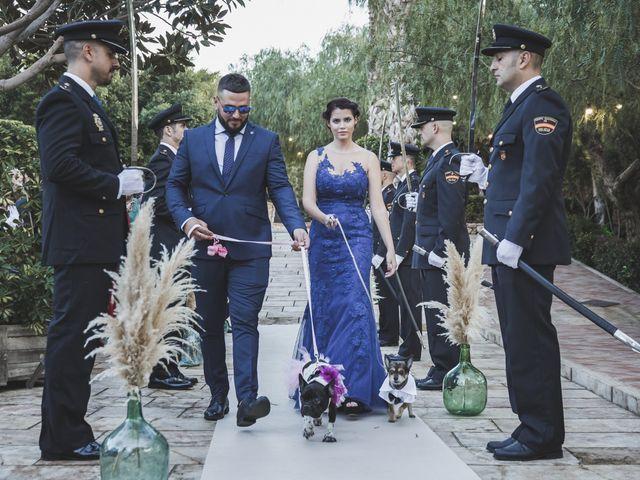 La boda de Jose y Marisa en Viator, Almería 32