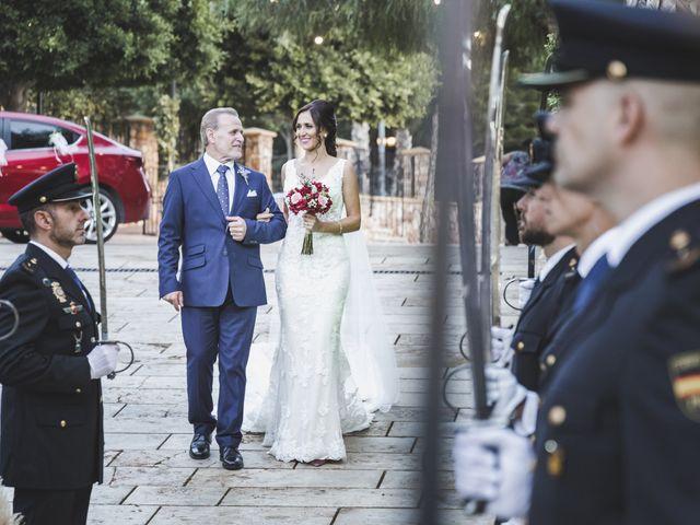 La boda de Jose y Marisa en Viator, Almería 1