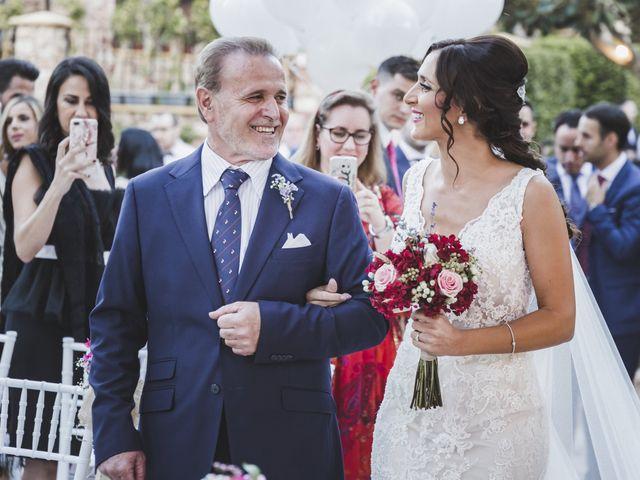 La boda de Jose y Marisa en Viator, Almería 34