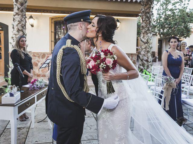 La boda de Jose y Marisa en Viator, Almería 35