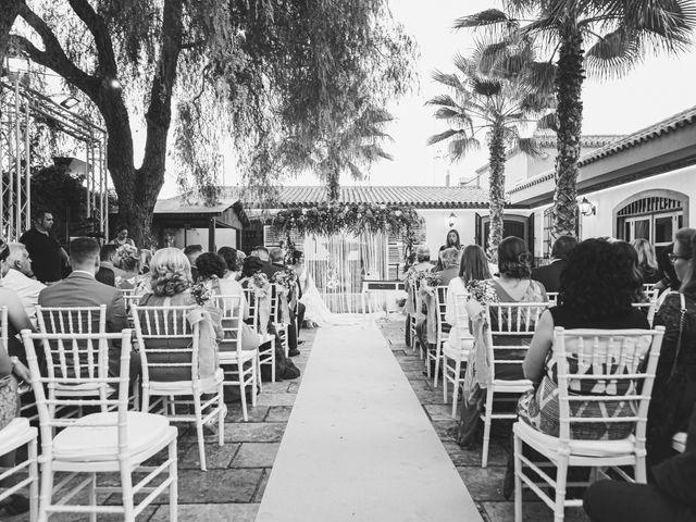 La boda de Jose y Marisa en Viator, Almería 37