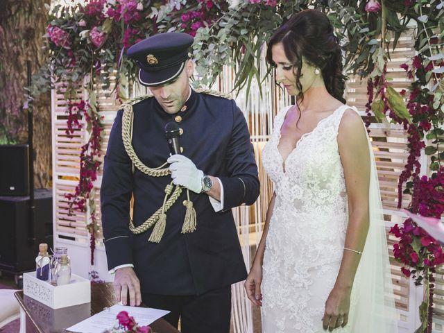 La boda de Jose y Marisa en Viator, Almería 38