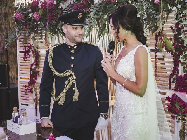 La boda de Jose y Marisa en Viator, Almería 39