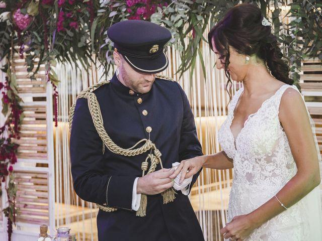 La boda de Jose y Marisa en Viator, Almería 40