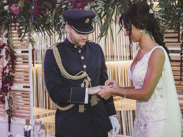 La boda de Jose y Marisa en Viator, Almería 41