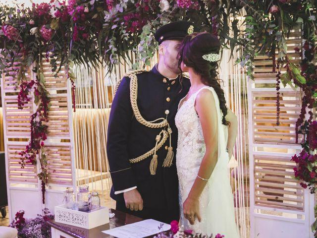 La boda de Jose y Marisa en Viator, Almería 44
