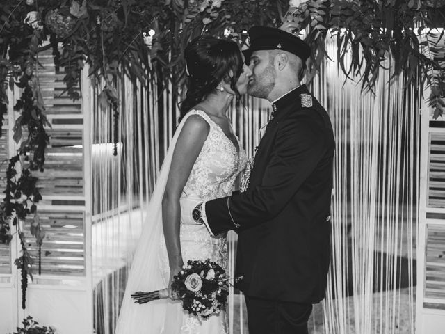 La boda de Jose y Marisa en Viator, Almería 45