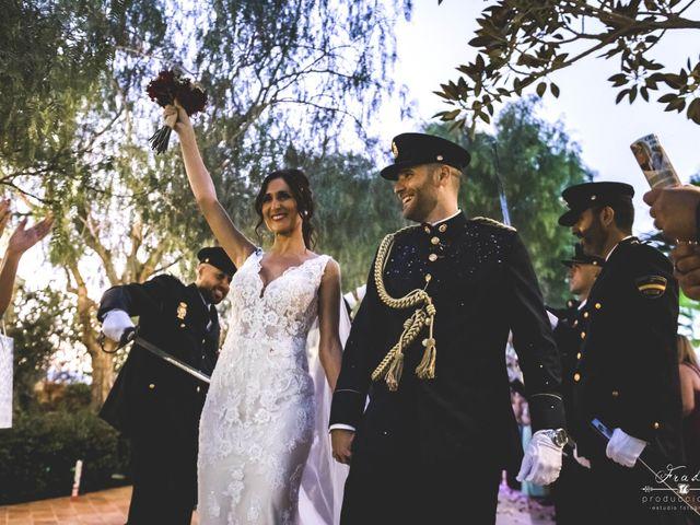 La boda de Jose y Marisa en Viator, Almería 46