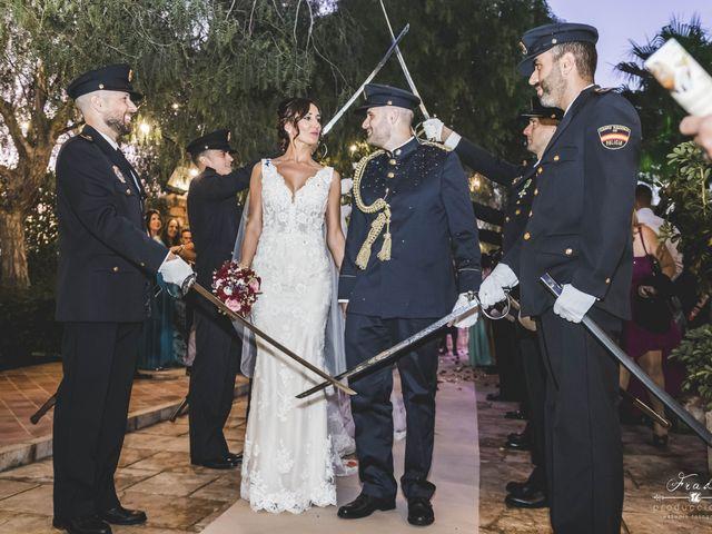 La boda de Jose y Marisa en Viator, Almería 47