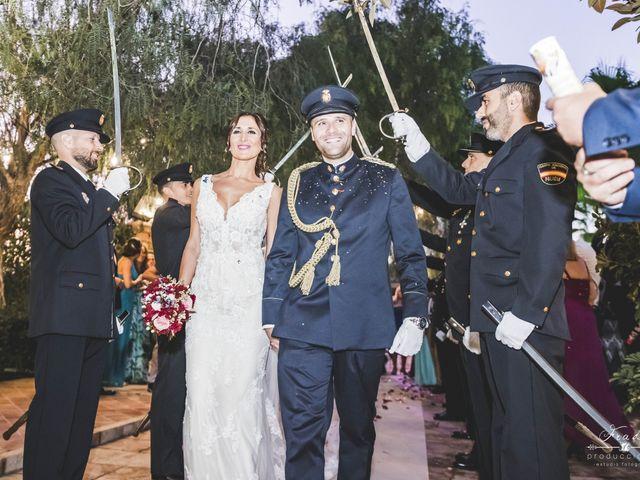 La boda de Jose y Marisa en Viator, Almería 48