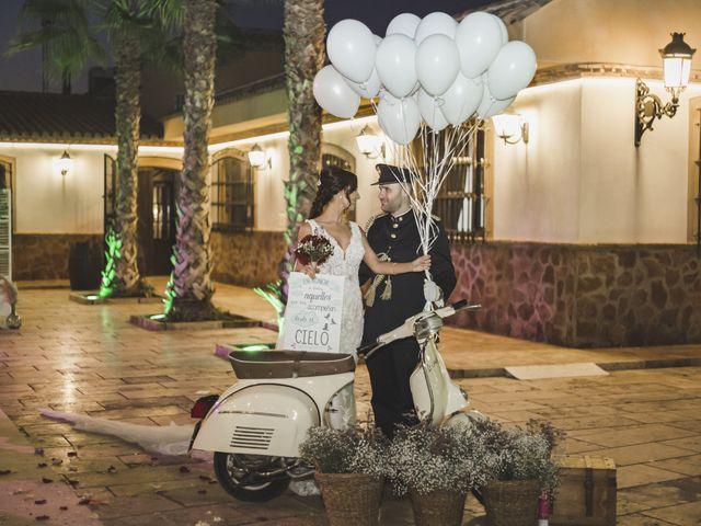 La boda de Jose y Marisa en Viator, Almería 49