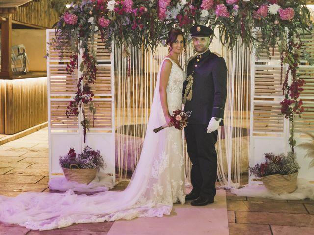 La boda de Jose y Marisa en Viator, Almería 50