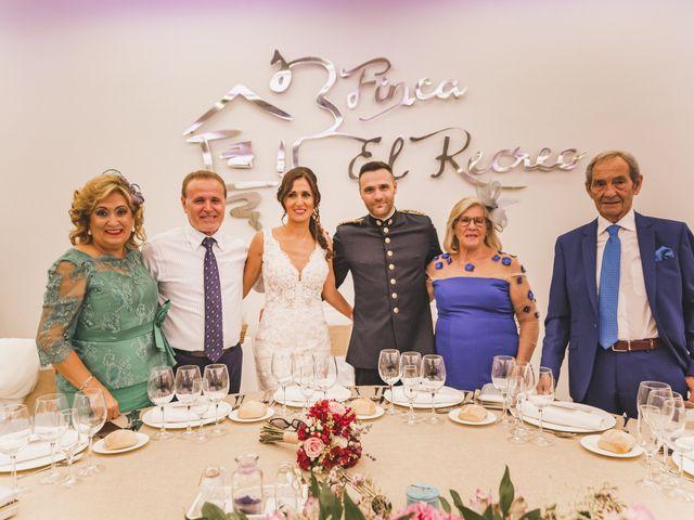 La boda de Jose y Marisa en Viator, Almería 54