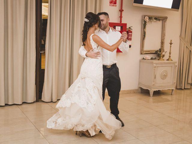 La boda de Jose y Marisa en Viator, Almería 58