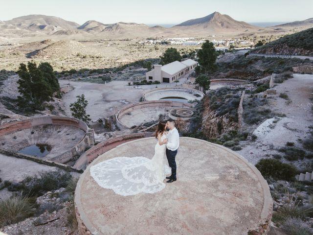La boda de Jose y Marisa en Viator, Almería 61