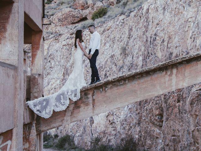 La boda de Jose y Marisa en Viator, Almería 65